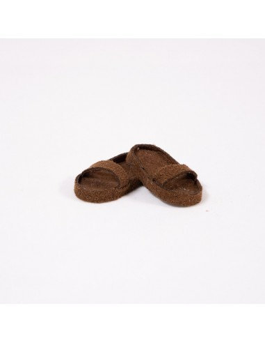 Sandalen klein dunkelbraun