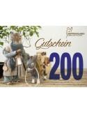 Gutschein 200.–