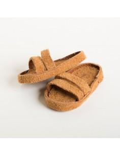 Sandalen gross