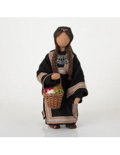 Nomadenfrau